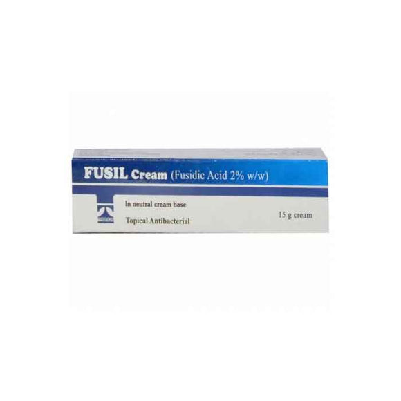 Fusil Cream 15g (Fusidic Acid)