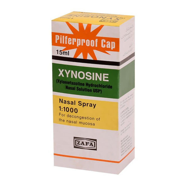Xynosine Nasal Spray 15ml