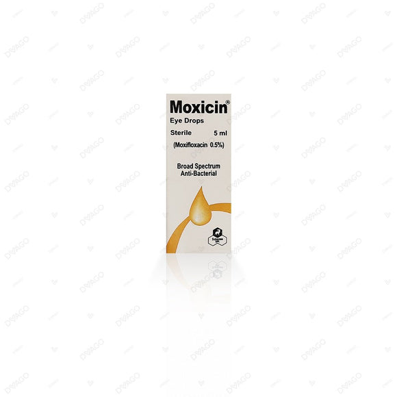 Moxicin 5ml Eye Drops
