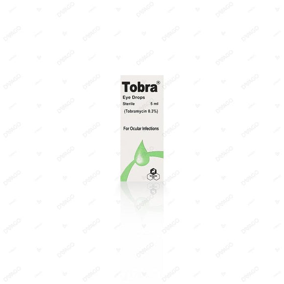 Tobra 5ml Eye Drops