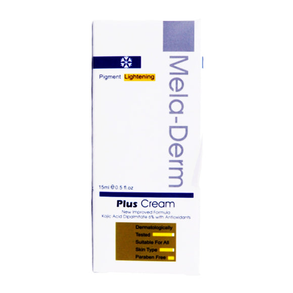 MELA-DERM CREAM 15ML 1'S