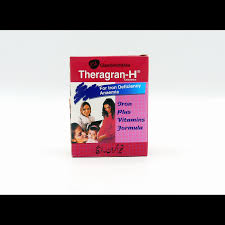 Theragran-H Tablets 30's