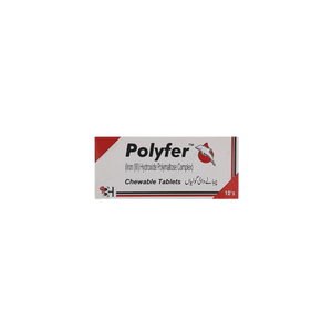 Polyfer Chewable Tablet