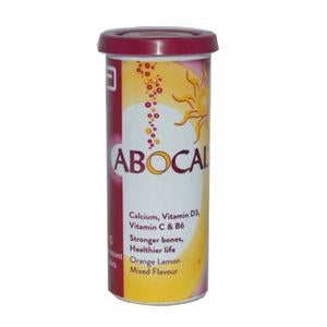Abocal Tablets Effervescent 10's