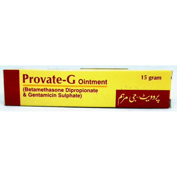 Provate-G Oint 15g