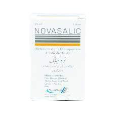 Novasalic Lotion