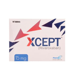 Xcept 15mg Tablet