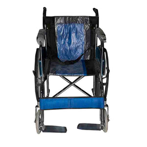 Wheelchair With Fiber Wheel