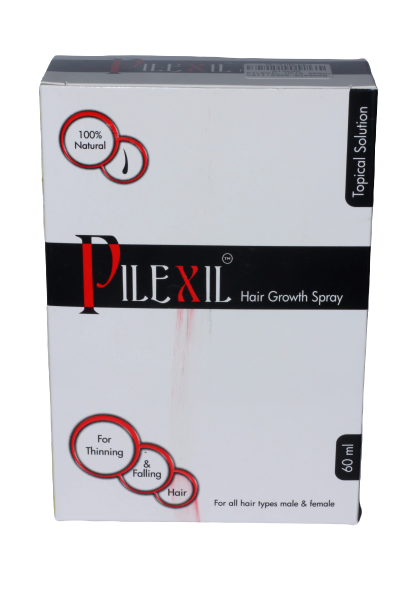 Pilexil Hair Loss Spray 60ml