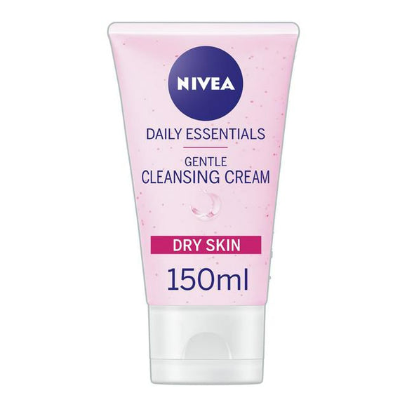 Nivea Face Wash Gentle Dry to Sensitive Skin 150ml