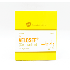 Velosef Injection 1g 1 Vial