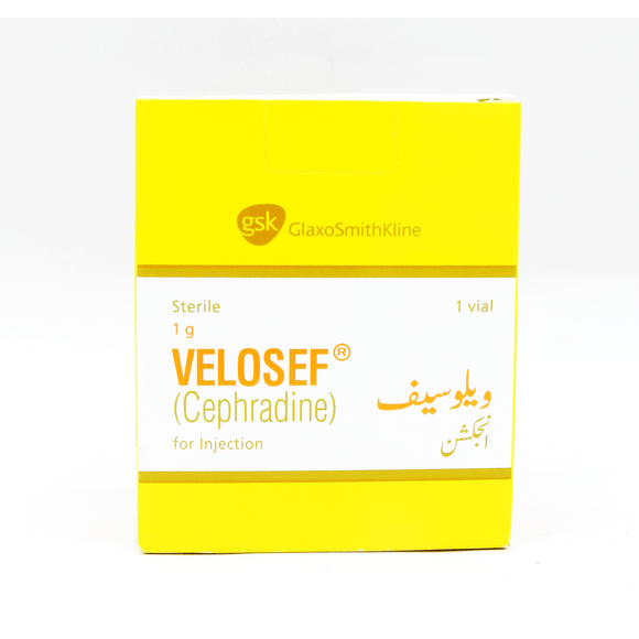 Velosef Injection 500mg 1 Vial