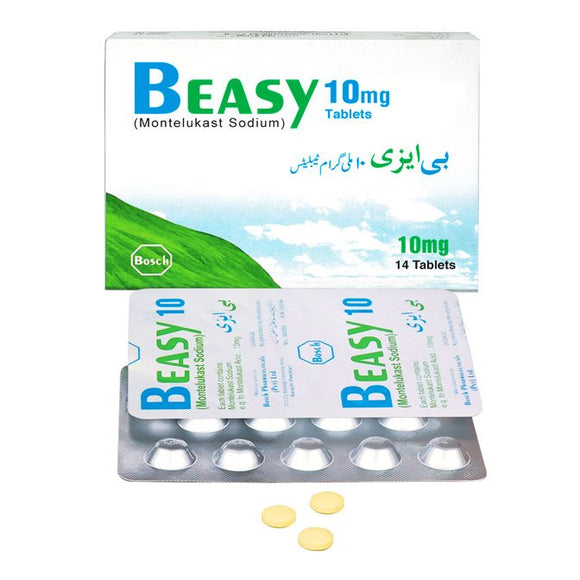Beasy Tablets 10mg 14's