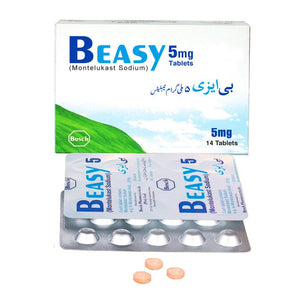 Beasy Tablets 5mg 14's