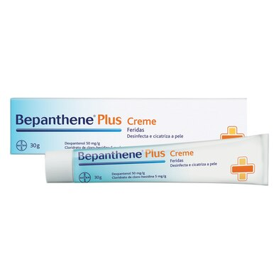 Bepanthen Plus Cream 30g