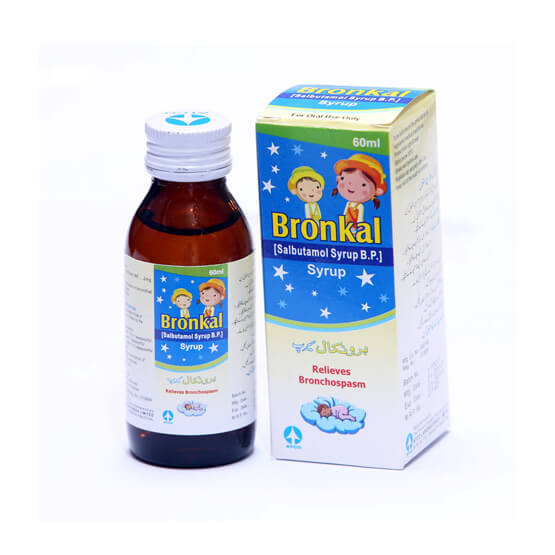 Bronkal Oral Syrup 60ml