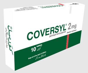 Coversyl Tablets 2mg 10's