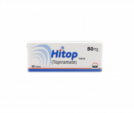 Hitop Tablets 50mg 30's