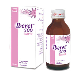 Iberet-500 Syrup 120ml