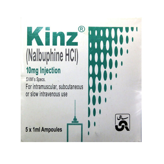 Kinz Injection 10mg 5 Ampoules