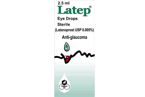 Latep Eye Drop 2.5M