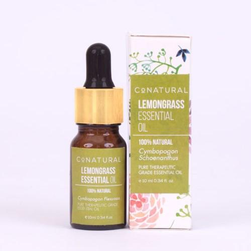 Co Natural Lemongrass Essential Oil 10ml