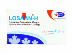 Losaan - H Tablets 50/12.5mg 20's