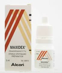Maxidex 10ml Drop