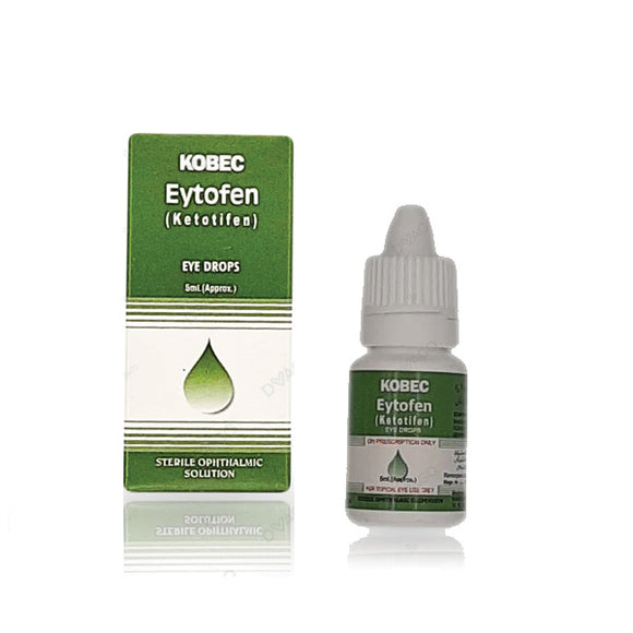 Eytofen 0.025% 5ml Eye Drop 1S