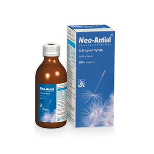 Neo-Antial 0.5mg/ml Syrup
