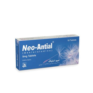 Neo-Antial Tablets 10's