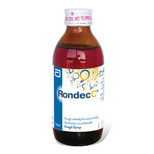 Rondec-C Cough Syrup 60ml