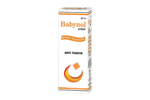 Babynol Cough Syrup 60ml