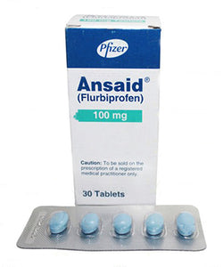 Ansaid Tablets 100mg 30's