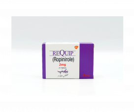 Requip Tablets 2mg 21's
