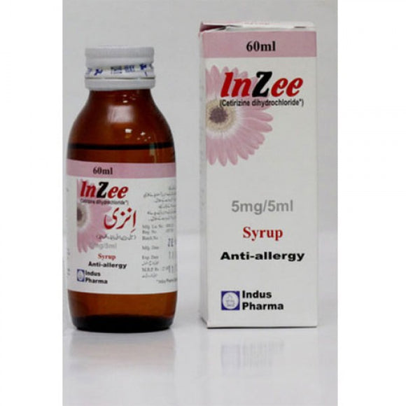 Inzee Syrup 60ml