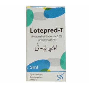 Lotepred-T Suspension 5ml