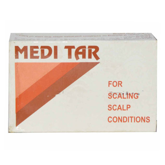Medi-Tar Soap (Anti Eczemous Agents)