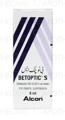 Betoptic-S Drop 5ml