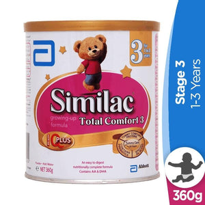 Similac - Similac Total Comfort-3 (1-3 years) - 360gm