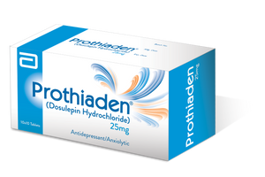 Prothiaden Tablets 25mg 10X10's