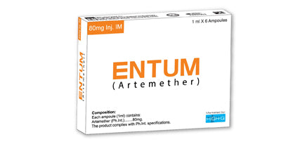 Entum 80mg Im Injection