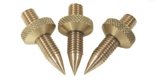 Tri-Art Bronze Spikes 3/8- 16NC