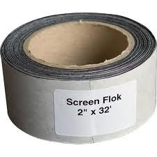 Screen Goo Flock Tape