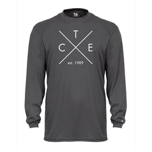 Long Sleeve Youth Performance T-Shirt