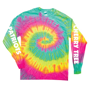 Tie-Dye Youth Long Sleeve T-Shirt