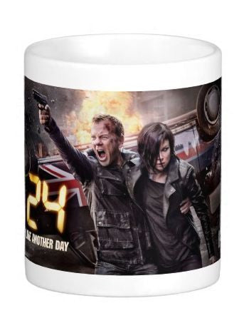 24 - LIVE ANOTHER DAY - JACK BAUER - MUG
