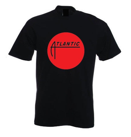 Northern Soul - Atlantic Records Classic Logo - short sleeve t-shirt