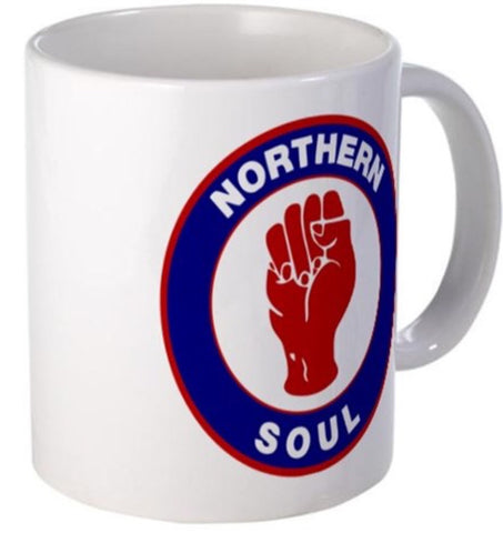 Northern Soul Retro 11 oz Mug