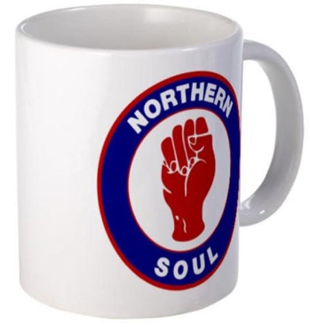 Northern Soul RWB Mens T-shirts And Matching mug!